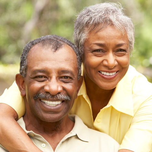 Dental Implants - Photo Of Smiling Couple