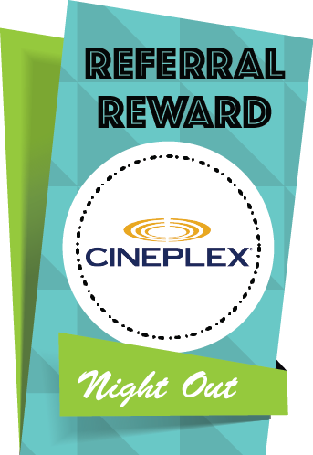 Free Cineplex Movie Tickets